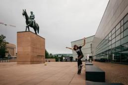 Mannerheim monument